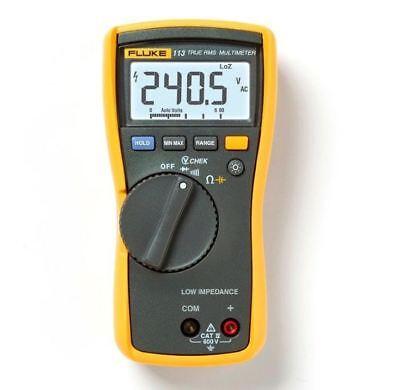 Fluke 113 Digital-Multimeter wahr RMS Voltmeter Kapazität Widerstand