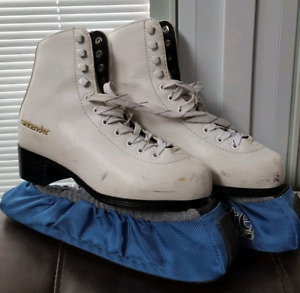 Youth size 5 Contender figure skates