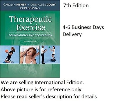 Therapeutic Exercise: Foundations and Techniques (Therapeudic Exercise: Found...
