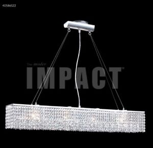 Stunning Crystal Chandelier $350 - (from Living Lighting)