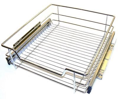 500 Mm Pull (PULL OUT WIRE BASKET 500mm FOR KITCHEN CABINET BASE LARDER)