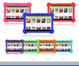 7inch children's tab brand new android