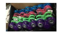 100 Brand new figget spinners