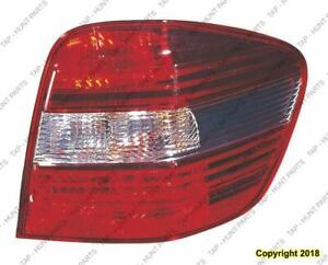Tail Light Passenger Side With Sport Package High Quality Mercedes M-Class 2006-2011