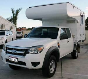 2010 RANGER XL PK 3.0L TURBO DIESEL MOTORHOME Cannington Canning Area Preview