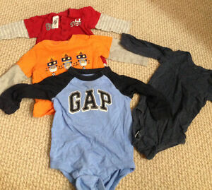 Baby boy clothes and coats 50cents -$1