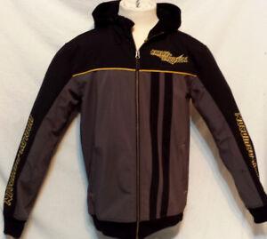 Harley-Davidson Manteau Homme Med. résistant pluie Capuchon 85$