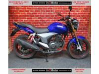 KEEWAY RKV 125cc EX DEMO VERY LOW MILEAGE GREAT SAVINGS