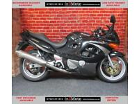 SUZUKI GSX650F LOW MILEAGE CHEAP SPORTSBIKE FSH