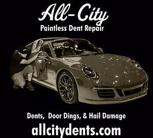 High-Quality Paintless Dent Removal | London & Area