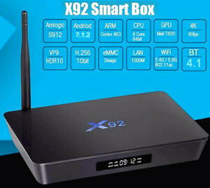 X92  - #1  Octa-core Android TV Box - Best Wi-Fi+Top Benchmarks!