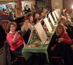 $20 OFF PAINT PARTY AT THE MILL, COBOURG Peterborough Peterborough Area image 2