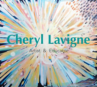 ART PARTIES / LESSONS with Cheryl Lavigne