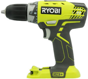 Ryobi P208 One+ 18V Lithium Ion Drill / Driver (TOOL ONLY)