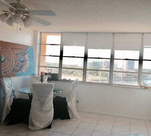 Super studio on the Hallandale beach
