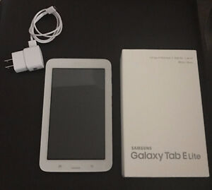 Samsung Galaxy Tab E 7.0, 8GB, Wifi