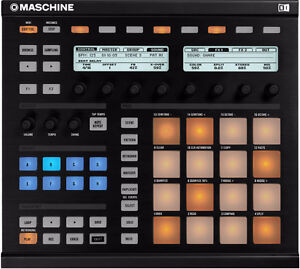 Native Instruments Maschine mk1 midi controller