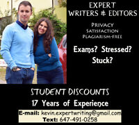 Professional Writers+Editors~Writing/Proofreading~Essays & More!