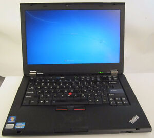 "Lenovo ThinkPad T420 14"" laptop with SSD"