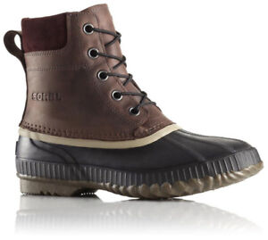 New Sorel Cheyanne Winter Boots 8 & 9 Brown caribou timberland