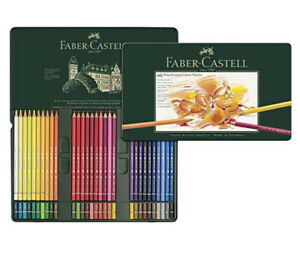 Faber-Castell Polychromos Pencils, Set of 60 - AMAZING DEAL!