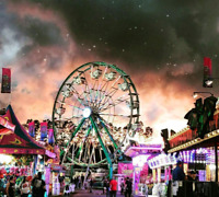 Work with a traveling carnival in ontario,accomodations provided
