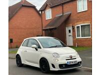 2014 Fiat Abarth 1.4 16v T Jet.low miles..Upgraded seats/virtual Dial.New Clutch