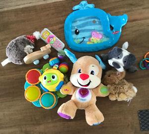 Kid Toys Lot 2
