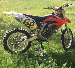 2007 CRF 450 R
