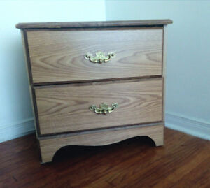 Bedside table for sale at a very good price