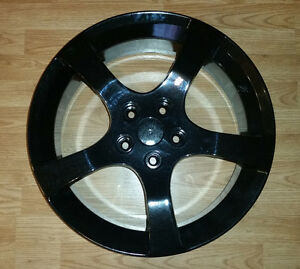 "Set of 17"" OEM alloy rims for Pontiac G6 in brand new condition"