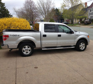 2013 F-150 XLT Supercrew