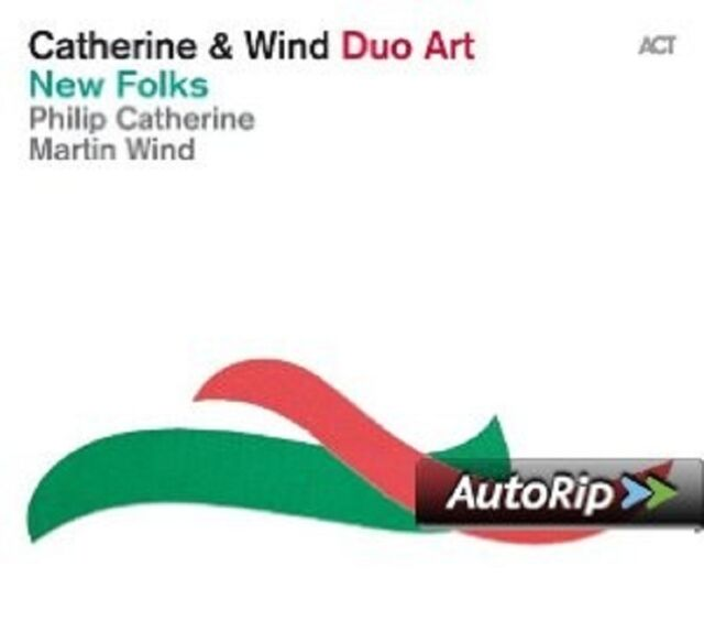 PHILIP/WIND,MARTIN CATHERINE - NEW FOLKS  CD NEU
