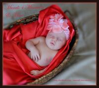 NEWBORN & BABY PHOTO SESSIONS!