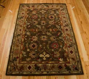 Like New Nourison Tahoe Collection Area Rug