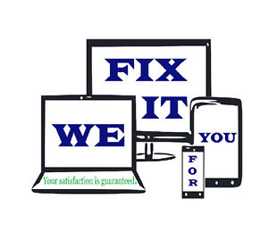 Computer & Cellphone Repair (WE FIX IT FOR YOU)