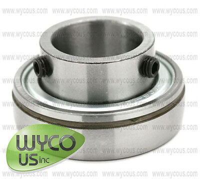 Self Aligning Ball Bearing Sb205-16g Also 205 16 1 Shaft Tractors Farm