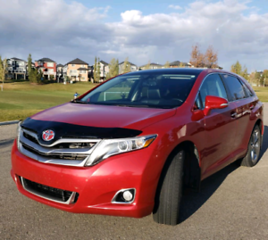 2013 Toyota Venza Limited V6 AWD, No Accident