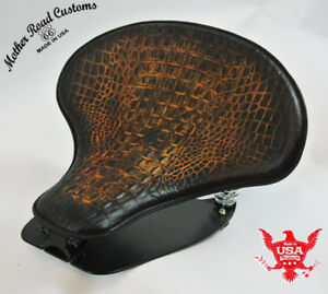 Indian Scout Seat Mother Road Customs