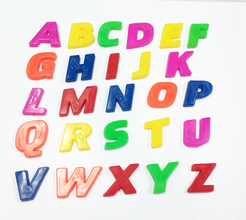 Plastic Alphabet Letters Nz