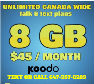 Cell Phone Plan Deal
