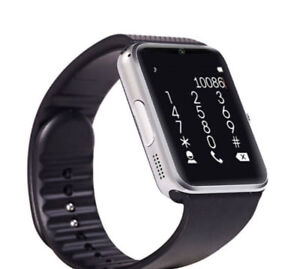 Smart watch compatible with iPhone and android