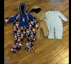 Boys 18-24 month fall and winter wear