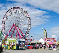 The Capital Fair is seeking a Volunteer Coordinator