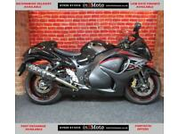 SUZUKI GSX1300RA L6 VERY LOW MILEAGE TWO BROTHERS EXHAUST IMMACULATE CONDITION