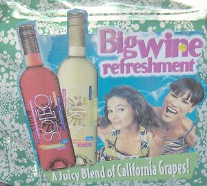 Soleo Big Wine Refreshment Sign  Colourful Tin Sign Belleville Belleville Area image 5