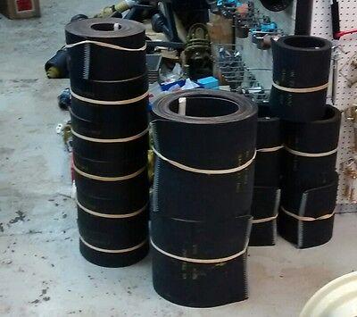 John Deere Round Baler Belt Set 7x525 Long Belts.430 435 466 467 530 535