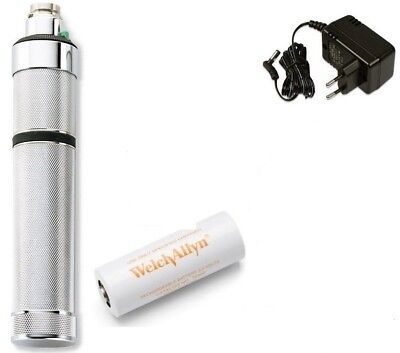 3.5v Rechargeable Nicad Handle - Welch Allyn 3.5v Ni-Cad Rechargeable Battery Handle & Charger 71062-C