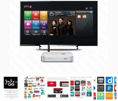 JADOO TV - ONE TIME BUY - NO SUBSCRIPTIONS OR RECHARGE