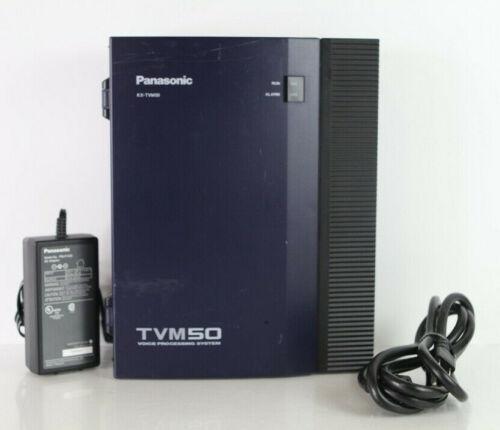 Panasonic KX-TVM50C Voice Processing System With PSU 584
